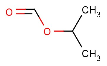 Formic acid isopropyl ester
