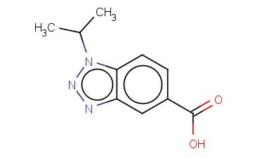 1-ISOPROPYL-1H-1,2,3-BENZOTRIAZOLE-5-CARBOXYLIC ACID