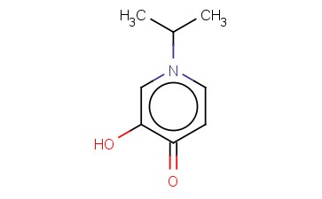 3-HYDROXY-1-(1-METHYLETHYL)-4(1H)-PYRIDINONE