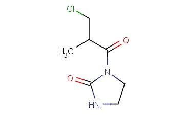 1-(3-CHLORO-2-METHYLPROPANOYL)IMIDAZOLIDIN-2-ONE