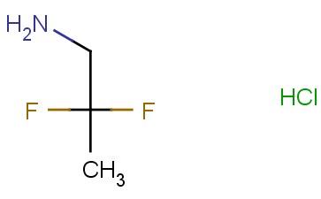 2,2-二氟丙胺盐酸盐