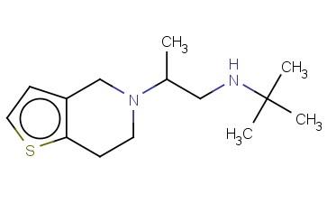 TERT-BUTYL(2-(4H,5H,6H,7H-THIENO[3,2-C]PYRIDIN-5-YL)PROPYL)AMINE