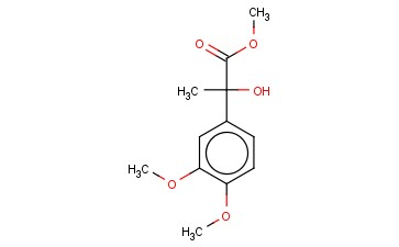 METHYL 2-(3,4-DIMETHOXYPHENYL)-2-HYDROXYPROPANOATE