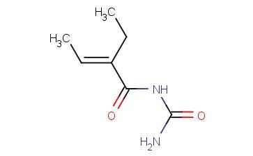 1-(2-ETHYLCROTONOYL)UREA