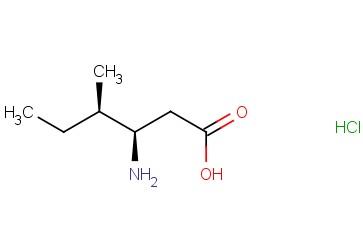 L-β-高异亮氨酸盐酸盐