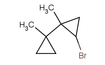 2-BROMO-1-METHYL-1-(1-METHYLCYCLOPROPYL)CYCLOPROPANE
