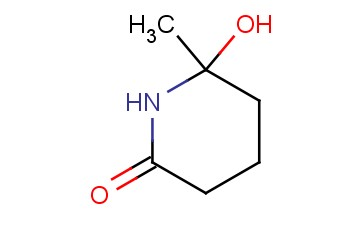 6-HYDROXY-6-METHYL-2-PIPERIDINONE