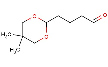 5,5-DIMETHYL-2-(3'-FORMYLPROPYL)-1,3-DIOXANE
