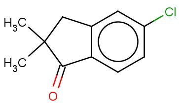 5-CHLORO-2,2-DIMETHYL-2,3-DIHYDRO-1H-INDEN-1-ONE