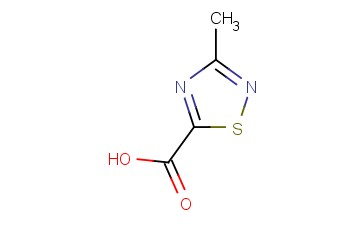 3-Methyl-[1,2,4]thiadiazole-5-carboxylic acid