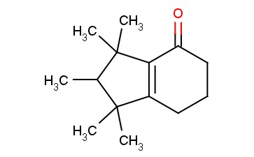 1,2,3,5,6,7-HEXAHYDRO-1,1,2,3,3-PENTAMETHYL-4H-INDEN-4-ONE