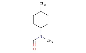 FORMAMIDE, N-METHYL-N-4-METHYLCYCLOHEXYL-