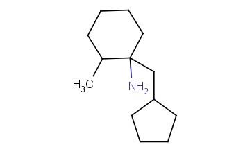1-(CYCLOPENTYLMETHYL)-2-METHYLCYCLOHEXAN-1-AMINE