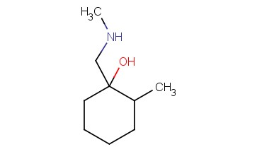 2-METHYL-1-[(METHYLAMINO)METHYL]CYCLOHEXAN-1-OL