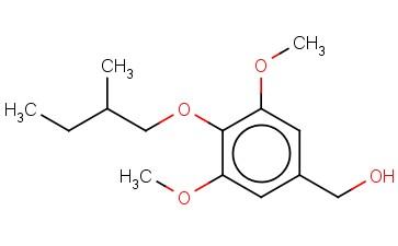 [3,5-DIMETHOXY-4-(2-METHYLBUTOXY)PHENYL]METHANOL