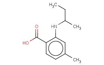 2-[(BUTAN-2-YL)AMINO]-4-METHYLBENZOIC ACID