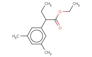 ALPHA-ETHYL-3,5-DIMETHYL-BENZENEACETIC ACID, ETHYL ESTER
