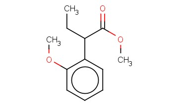ALPHA-ETHYL-2-METHOXY-BENZENEACETIC ACID, METHYL ESTER