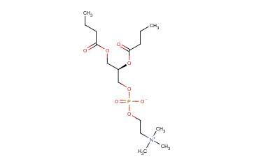 1,2-DIBUTYRYL-SN-GLYCERO-3-PHOSPHOCHOLINE