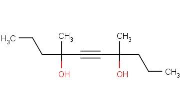 4,7-二甲基-5-癸炔-4,7-二醇