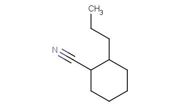 2-PROPYLCYCLOHEXANE-1-CARBONITRILE