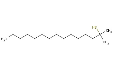 TERT-HEXADECYL MERCAPTAN