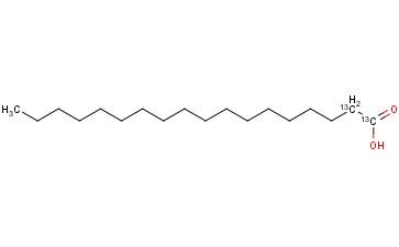 STEARIC ACID-1,2-13C2