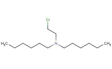 N-(2-CHLOROETHYL)-N-HEXYL-1-HEXANAMINE