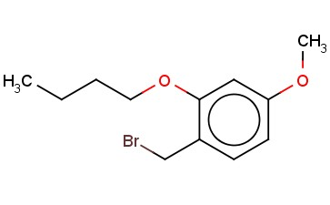 1-(BROMOMETHYL)-2-BUTOXY-4-METHOXYBENZENE