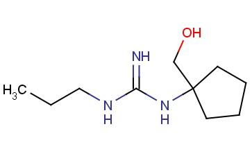 3-[1-(HYDROXYMETHYL)CYCLOPENTYL]-1-PROPYLGUANIDINE