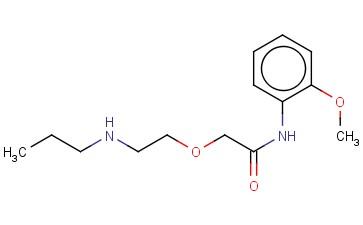 N-(2-METHOXYPHENYL)-2-[2-(PROPYLAMINO)ETHOXY]ACETAMIDE