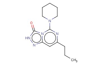 5-PIPERIDIN-1-YL-7-PROPYL-2H-[1,2,4]TRIAZOLO[4,3-C]PYRIMIDIN-3-ONE