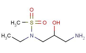 N-(3-AMINO-2-HYDROXYPROPYL)-N-ETHYLMETHANESULFONAMIDE