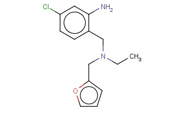 5-CHLORO-2-([ETHYL(FURAN-2-YLMETHYL)AMINO]METHYL)ANILINE