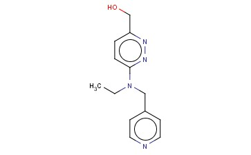 (6-[ETHYL(PYRIDIN-4-YLMETHYL)AMINO]PYRIDAZIN-3-YL)METHANOL