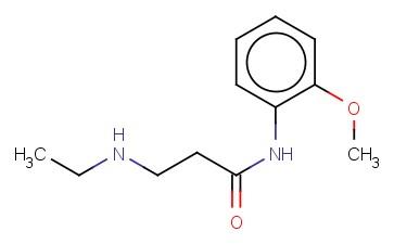3-(ETHYLAMINO)-N-(2-METHOXYPHENYL)PROPANAMIDE