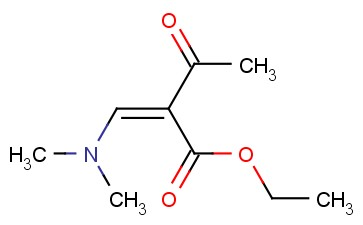 ETHYL 2-ACETYL-3-(DIMETHYL<span class='lighter'>AMINO</span>)ACRYLATE