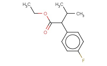 4-FLUORO-ALPHA-(1-METHYLETHYL)-BENZENEACETIC ACID, ETHYL ESTER