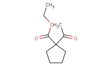 ETHYL 1-ACETYLCYCLOPENTANE-1-CARBOXYLATE