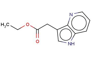 ETHYL 2-(1H-PYRROLO[3,2-B]PYRIDIN-3-YL)ACETATE