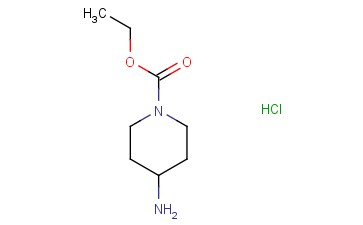 ETHYL 4-AMINOPIPERIDINE-1-CARBOXYLATE MONOHYDROCHLORIDE