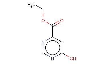 ETHYL 6-HYDROXYPYRIMIDINE-4-CARBOXYLATE