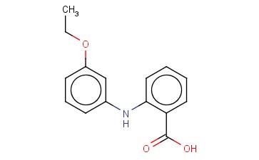 2-[(3-ETHOXYPHENYL)AMINO]BENZOIC ACID