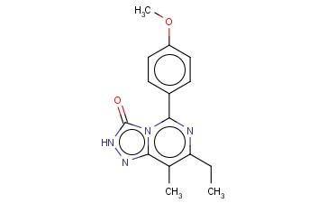 7-ETHYL-5-(4-METHOXY-PHENYL)-8-METHYL-2H-[1,2,4]TRIAZOLO[4,3-C]PYRIMIDIN-3-ONE
