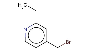 4-(BROMOMETHYL)-2-ETHYLPYRIDINE