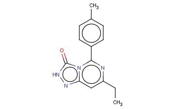 7-ETHYL-5-P-TOLYL-2H-[1,2,4]TRIAZOLO[4,3-C]PYRIMIDIN-3-ONE