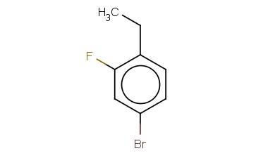 4-BROMO-1-ETHYL-2-FLUOROBENZENE