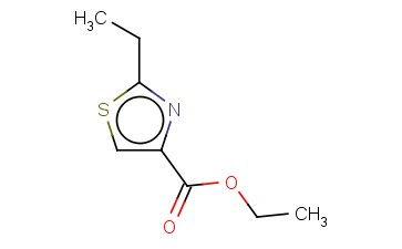 <span class='lighter'>2-ETHYL-4-THIAZOLECARBOXYLIC</span> ACID ETHYL <span class='lighter'>ESTER</span>