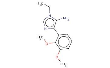 4-(2,3-DIMETHOXYPHENYL)-1-ETHYL-1H-IMIDAZOL-5-AMINE