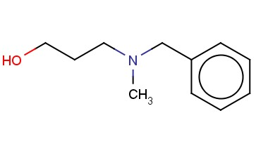 3-(BENZYLMETHYLAMINO)-1-PROPANOL